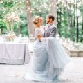 Romantic Garden Wedding Photo - Krystal Healy Photography