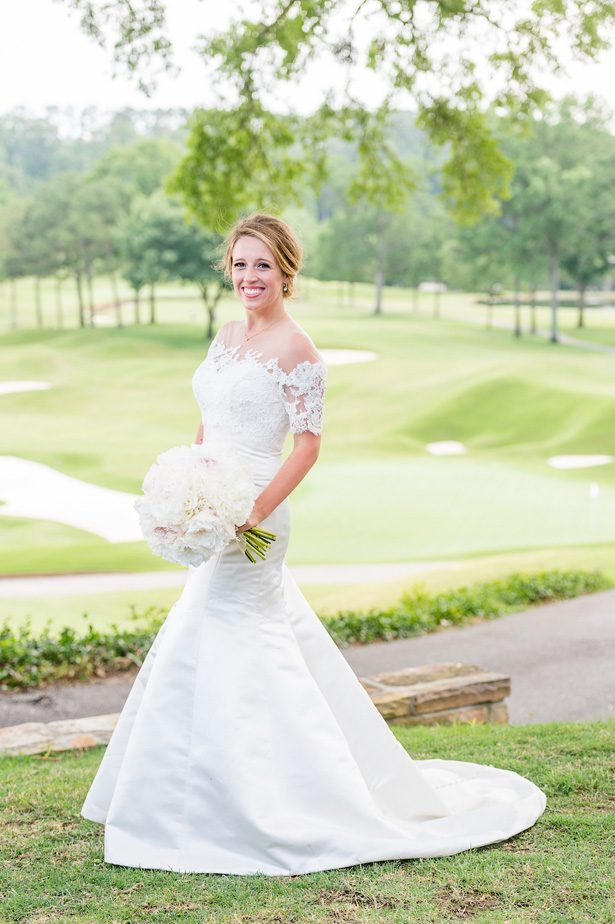 Sophisticated bride - Heather Durham Photography