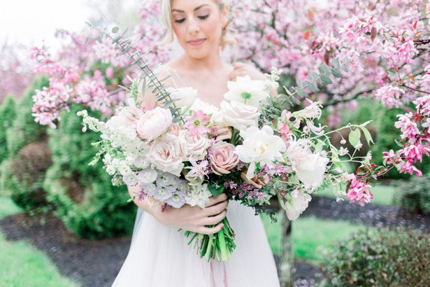 Romantic Spring Wedding Inspiration