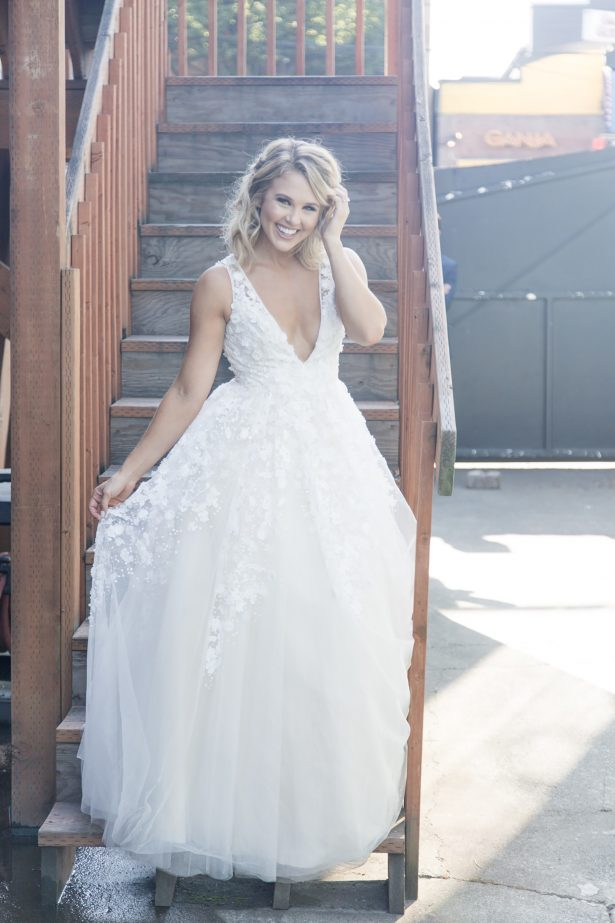 Ball gown wedding dress- Photography: Szu Designs, Inc