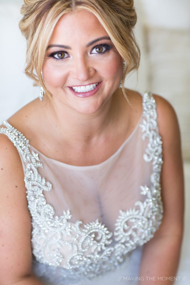 Classic wedding hair makeup - Photography: Making the Moment
