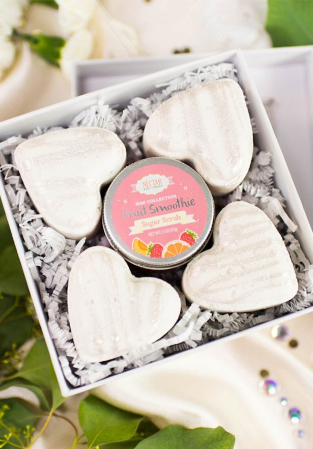 Bath Bombs - Fabulous Bridesmaid Gift Ideas Your Besties Will Love