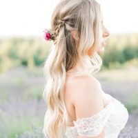 Bridal Hairstyle - Lauryn Kay Photography
