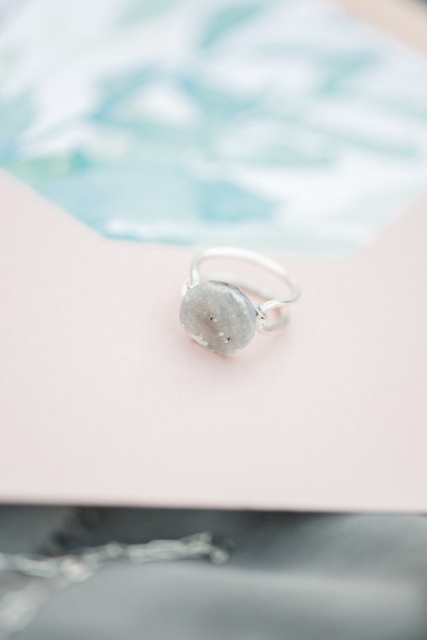 Unique Engagement Ring- Lauryn Kay Photography