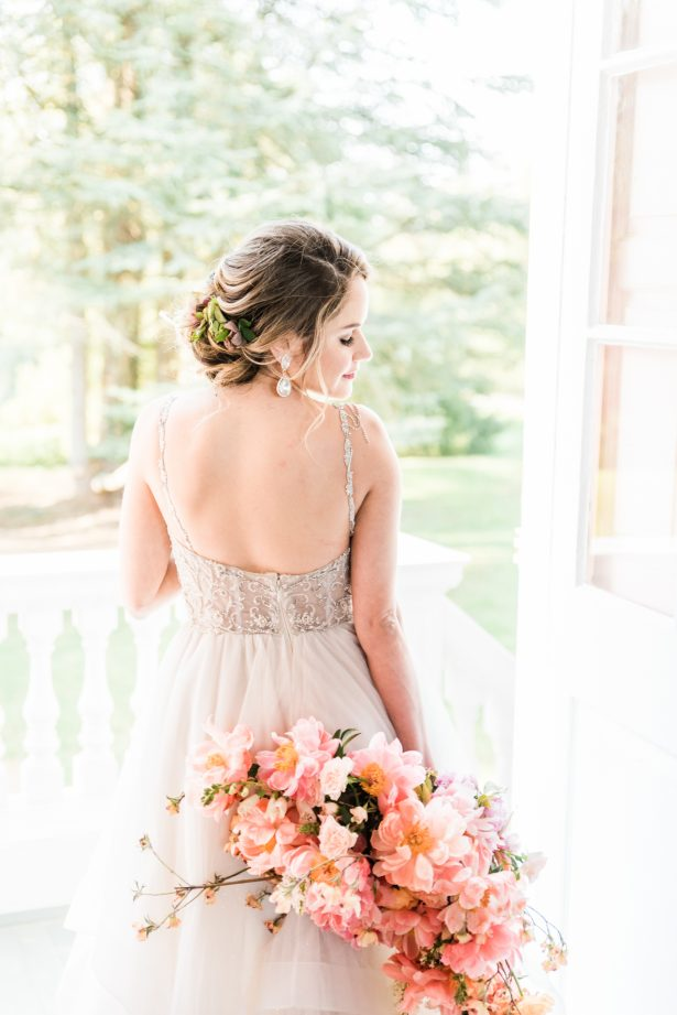 Sophisticated Spring bride - Photography: Michelle Lynn Weddings