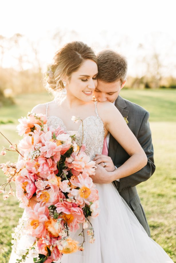Bright and Colorful Wedding Inspiration - Photography: Michelle Lynn Weddings