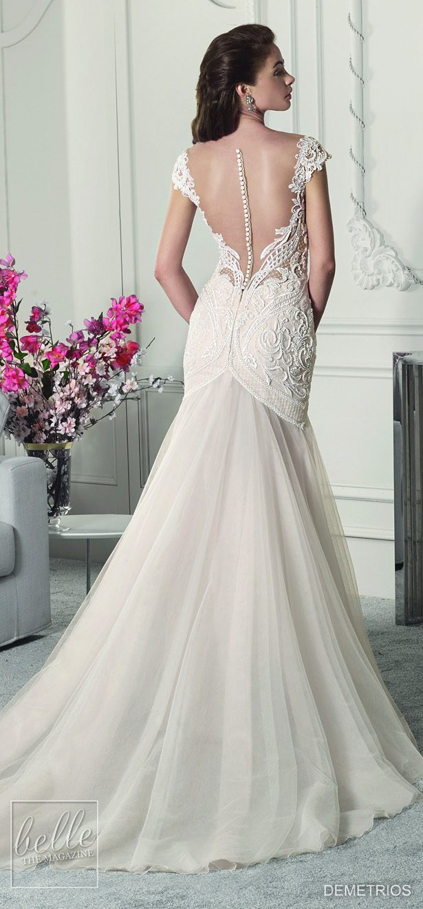 Demetrios Wedding Dress Collection