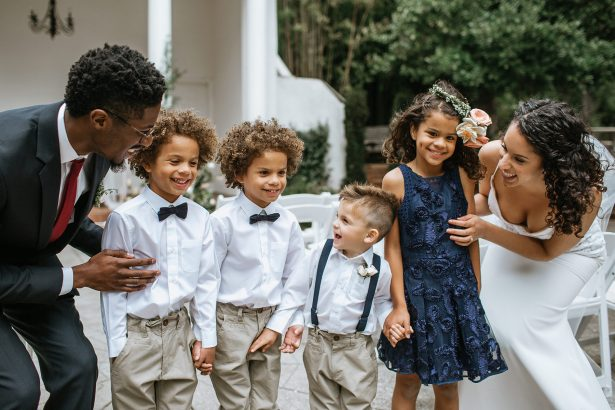 ring bearers and flower girls - Amanda Meg Photography