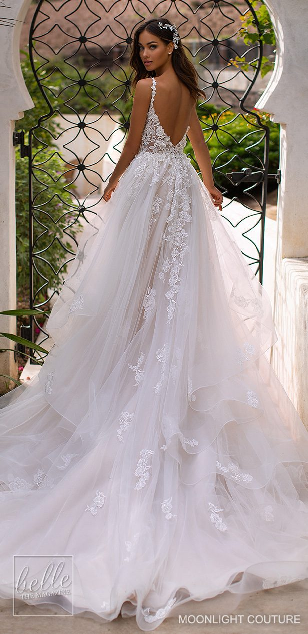 Moonlight Couture Wedding Dresses Fall 2019