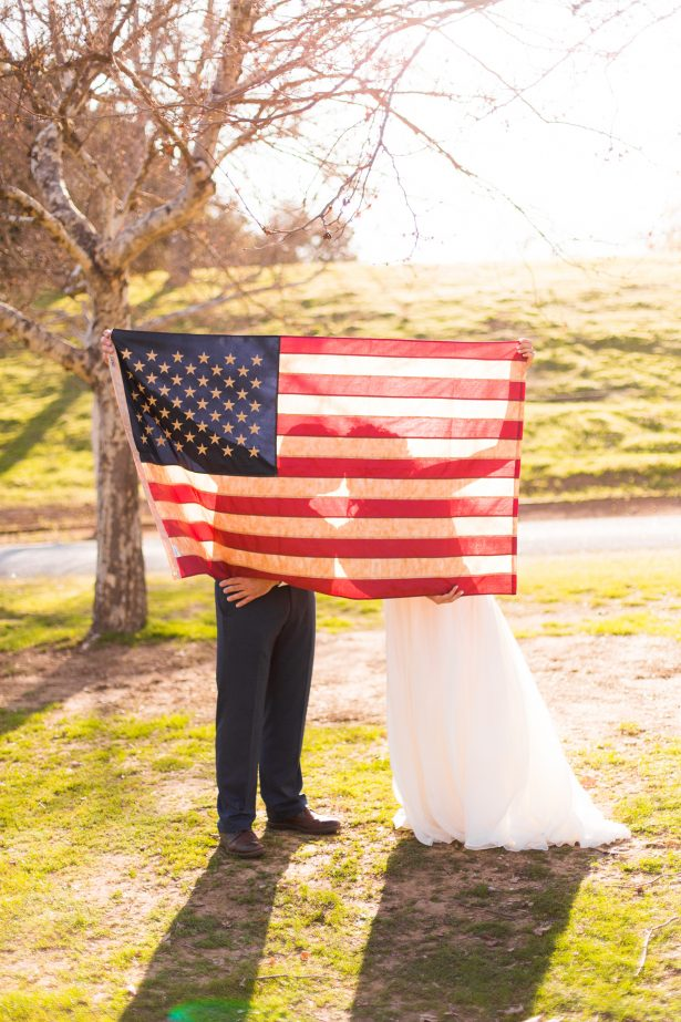 All-American Wedding Inspiration with Boho Touches - Holley Elizabeth Photography