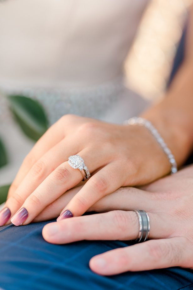 Wedding and engagement rings - Photography: Hi Volt Studios