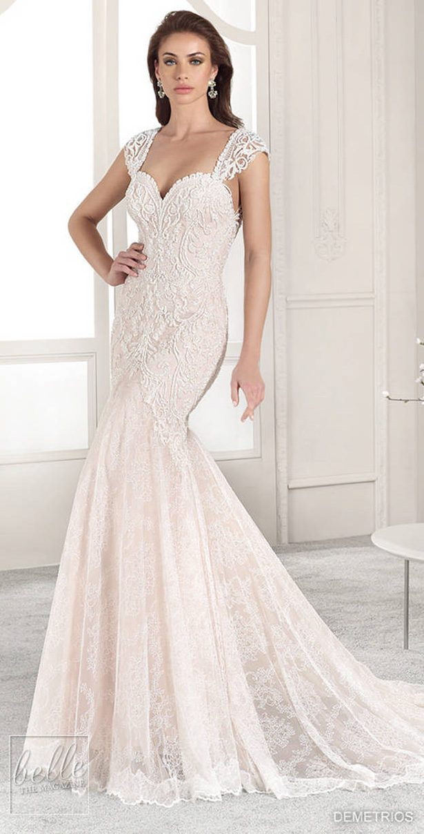 Demetrios Wedding Dress Collection 2019