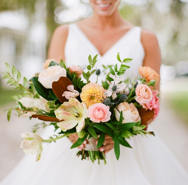 Fall Wedding Bouquet - 004. Samantha Anderson Events - Clay Austin - Branch Design Studio