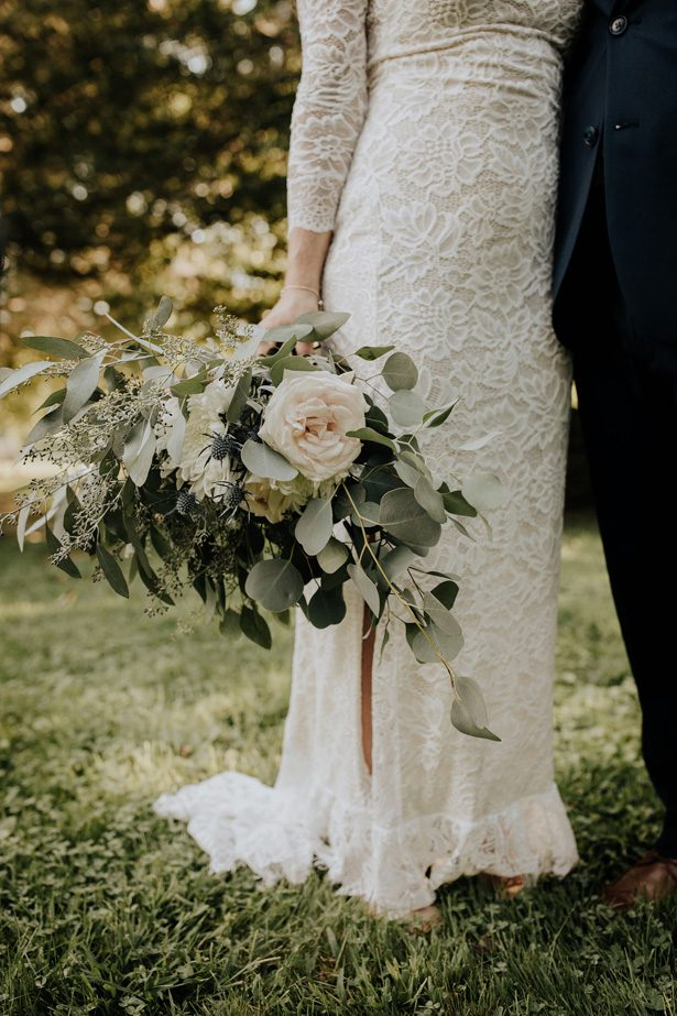 Fall Wedding Bouquet - 017. Bloominous - Kyle Willis Photography
