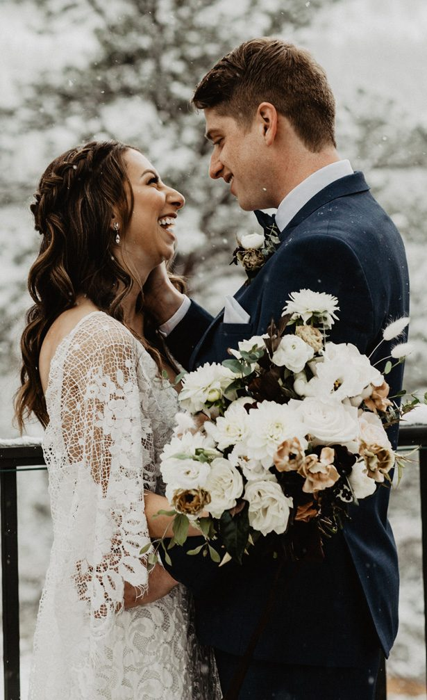 Fall Wedding Bouquet - 020. Generation Tux - Matt & Jess Photography