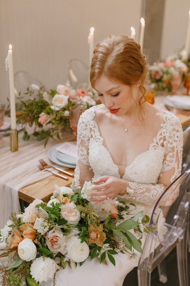 Fall wedding inspiration - Andrea Zajonc Photography