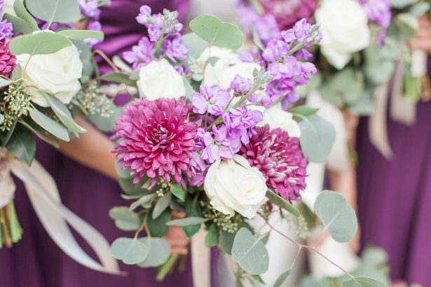 Jewel-Toned Wedding