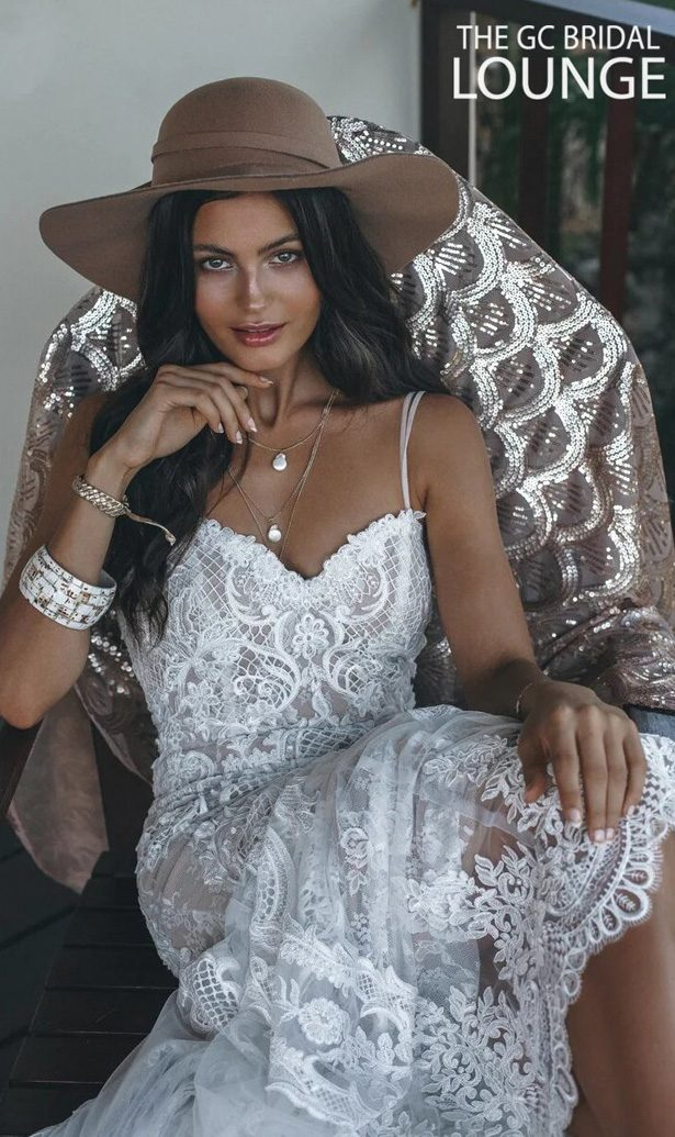 Kate Gubanyi for The GC Bridal Lounge Wedding Dresses 2020 - On Fire Bridal Collection -Seraphina