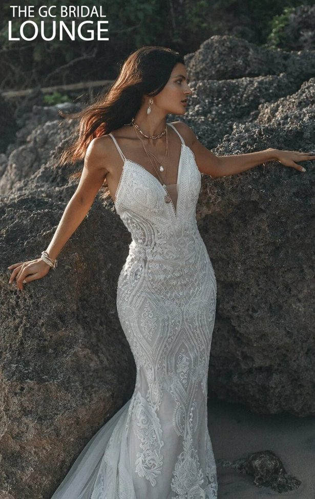 Kate Gubanyi for The GC Bridal Lounge Wedding Dresses 2020 - On Fire Bridal Collection