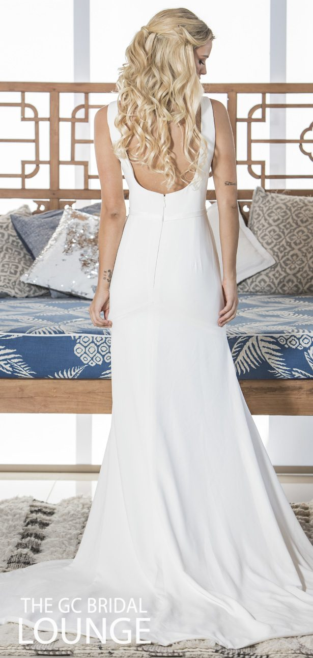 Kate Gubanyi for The GC Bridal Lounge Wedding Dresses 2020 - On Fire Bridal Collection - Malibu