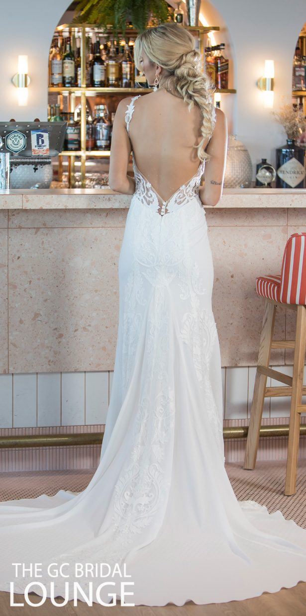 Kate Gubanyi for The GC Bridal Lounge Wedding Dresses 2020 - On Fire Bridal Collection - Fifi