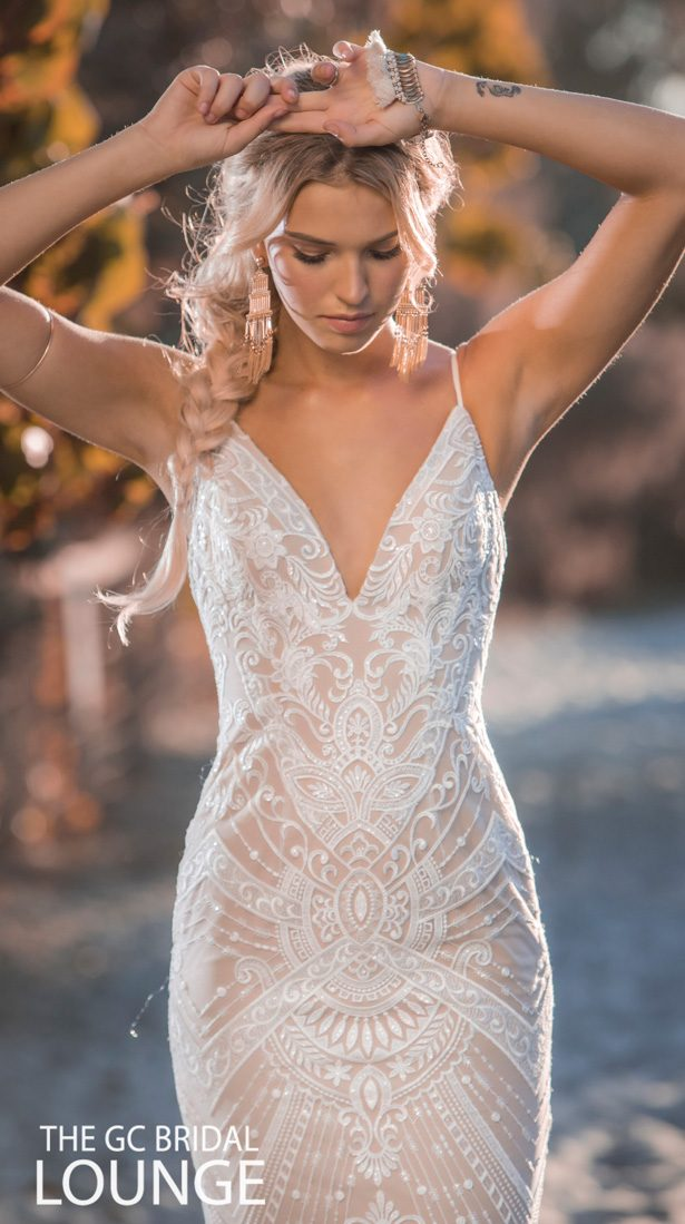Kate Gubanyi for The GC Bridal Lounge Wedding Dresses 2020 - On Fire Bridal Collection - Aphrodite