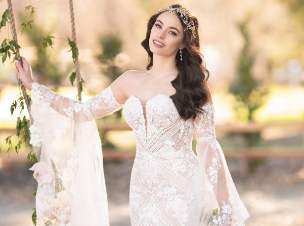 Gorgeous Long Sleeves Wedding Dresses That Are Bridal Goals