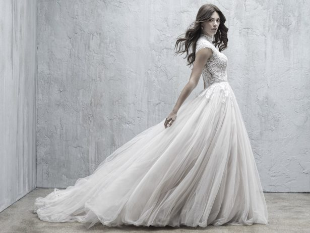 Stunning Wedding Dresses by Madison James Fall 2019