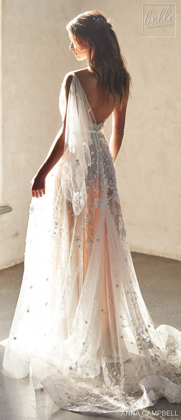 Anna Campbell 2020 Wedding Dress Lumiére Bridal Collection - Avery