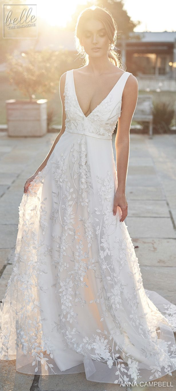 Anna Campbell 2020 Wedding Dress Lumiére Bridal Collection - Willow Empress