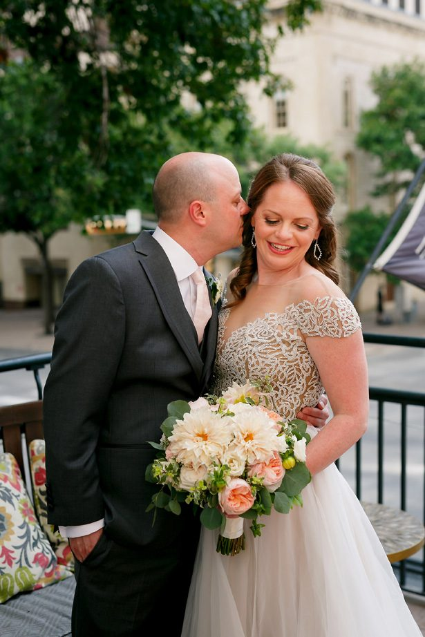 Bride and groom photo - Jenny DeMarco Photography