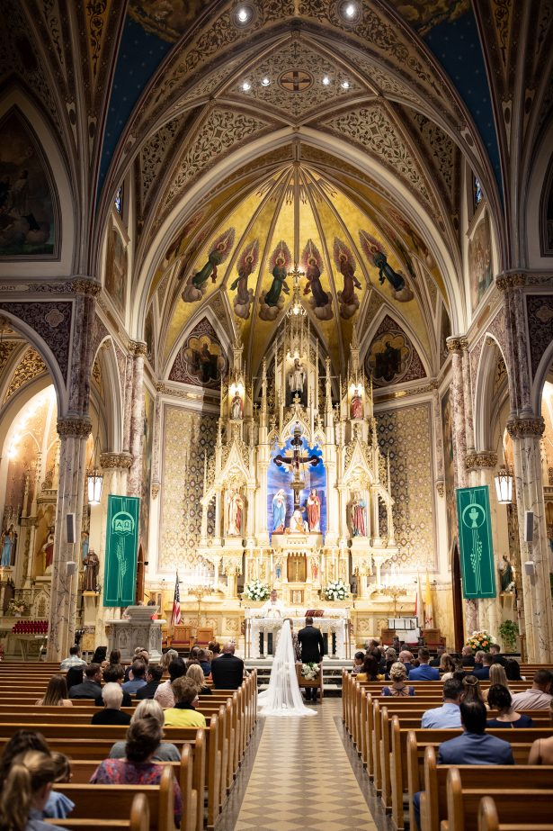 Church wedding ceremony - Rafal Ostrowski Photography
