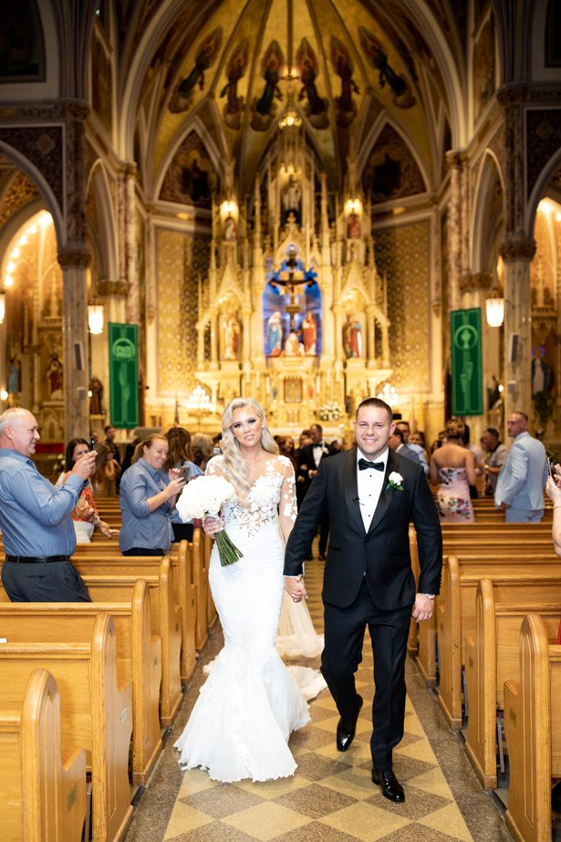 Church wedding ceremony- Rafal Ostrowski Photography