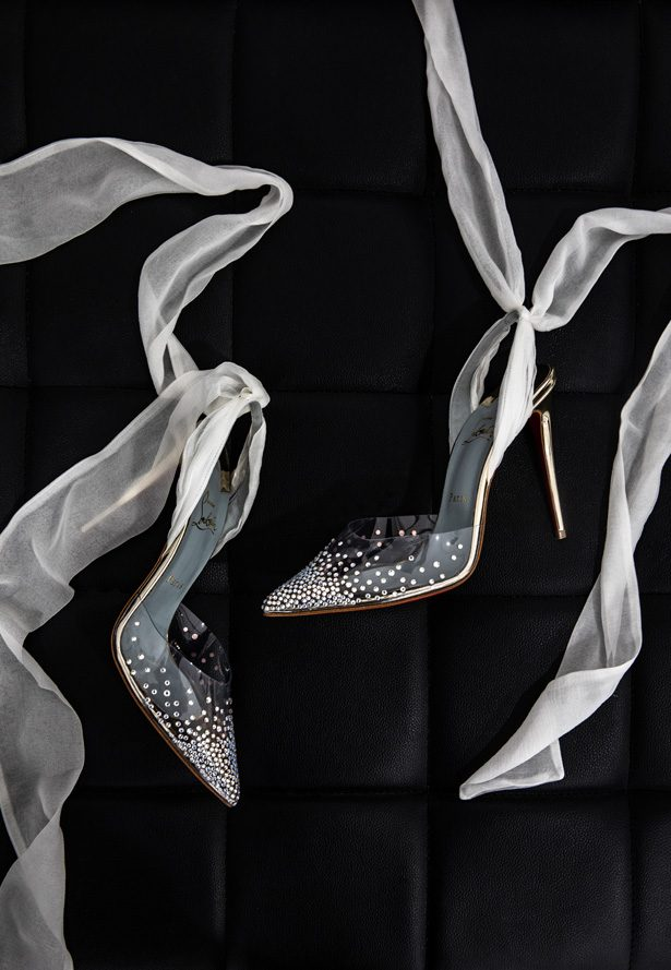 Luxury wedding shoes - Rafal Ostrowski Photography