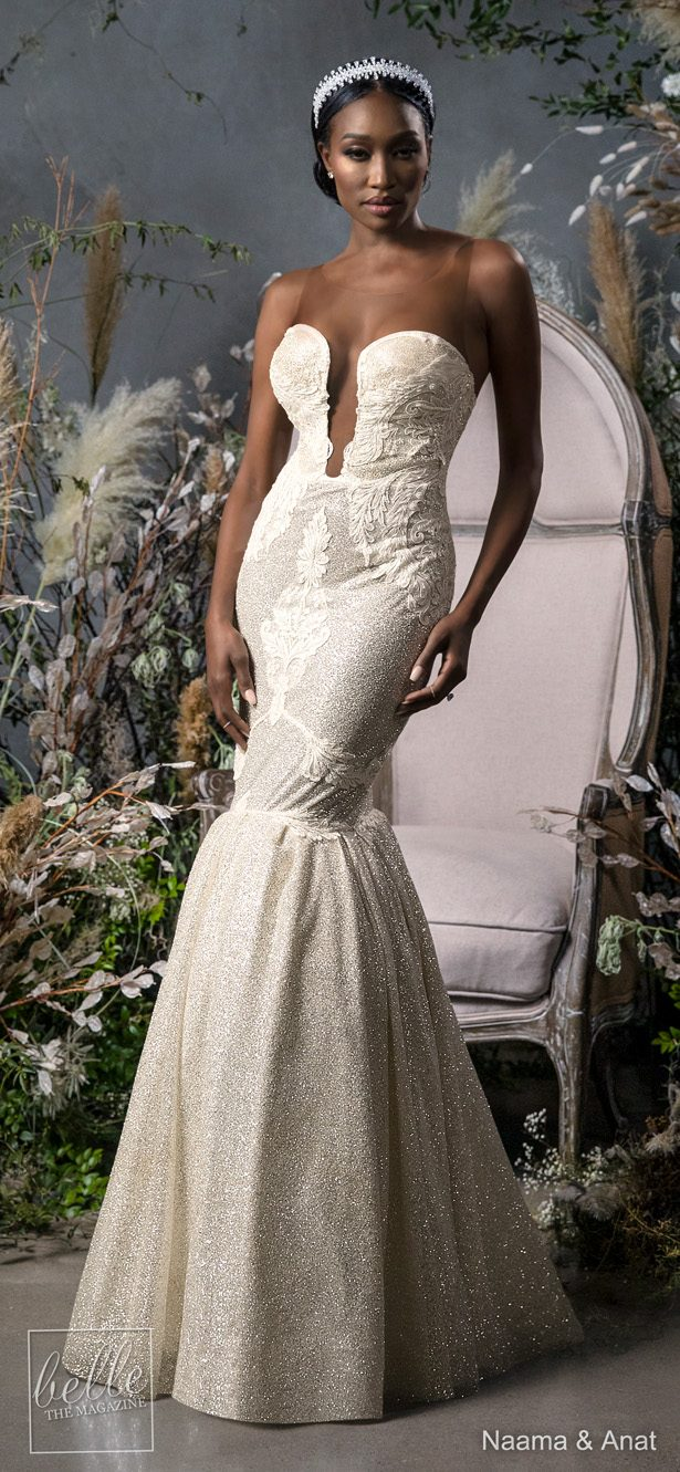 Naama And Anat Wedding Dresses 2020 – Infinity Bridal Collection - GLITTER