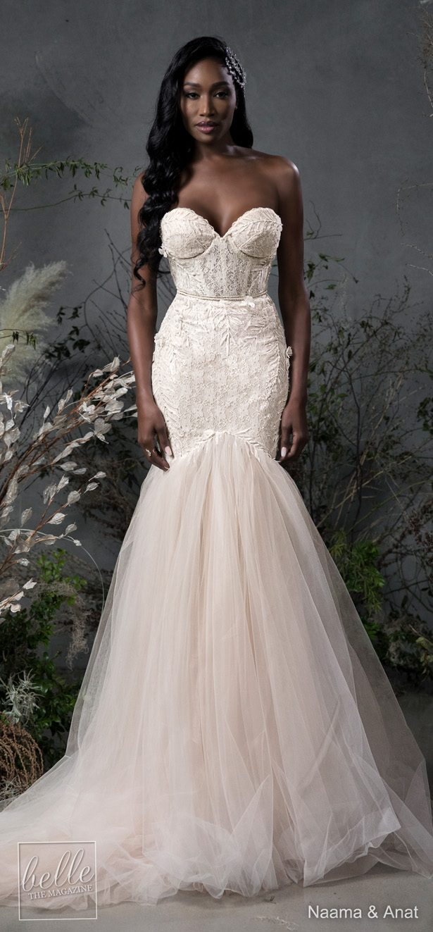 Naama And Anat Wedding Dresses 2020 – Infinity Bridal Collection - SKY