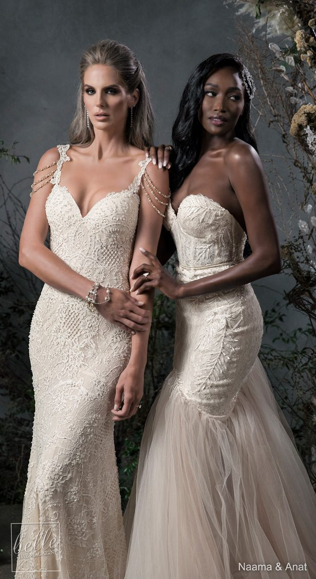 Naama And Anat Wedding Dresses 2020 – Infinity Bridal Collection - SKY AND NOBILITY