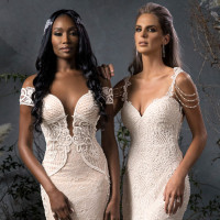 Naama And Anat Wedding Dresses 2020 – Infinity Bridal Collection - SPIRIT AND NOBILITY