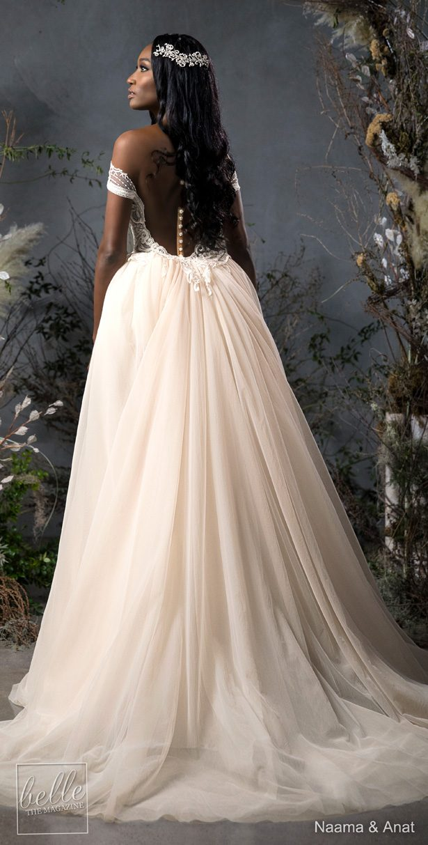 Naama And Anat Wedding Dresses 2020 – Infinity Bridal Collection - SPIRIT SKIRT