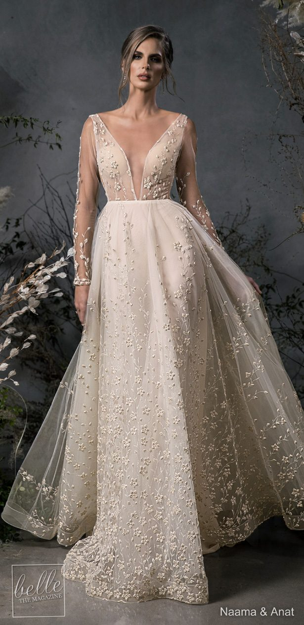 Naama And Anat Wedding Dresses 2020 – Infinity Bridal Collection - breeze
