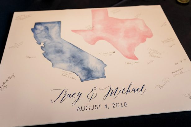 State wedding signature book - Jenny DeMarco Photography