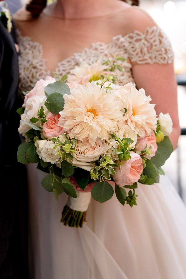 Wedding bouquet - Jenny DeMarco Photography
