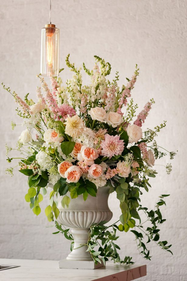 Wedding flowers - Jenny DeMarco Photography