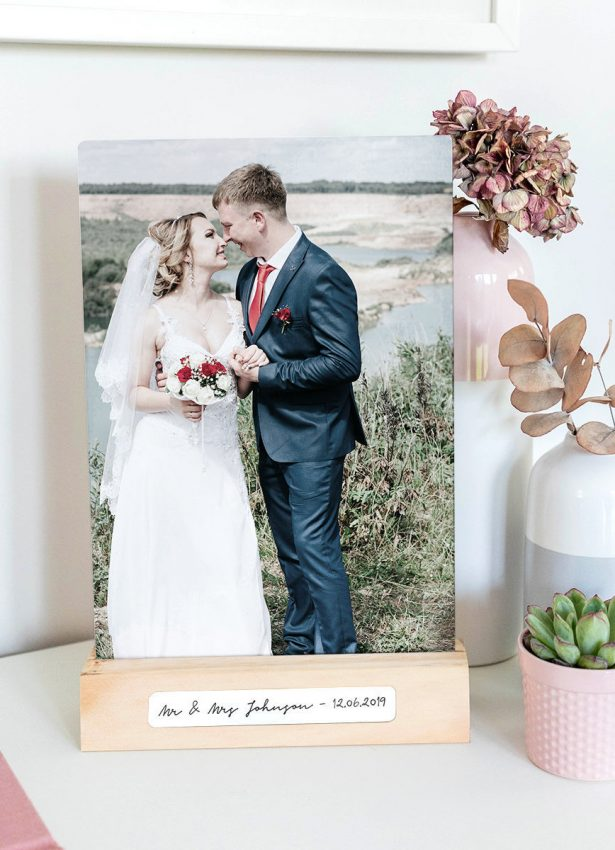 Wedding photo prints