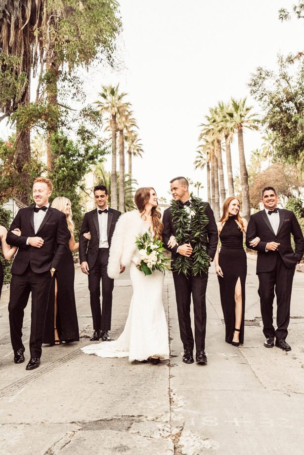 Black and white wedding - Robbie Ziegler Photography