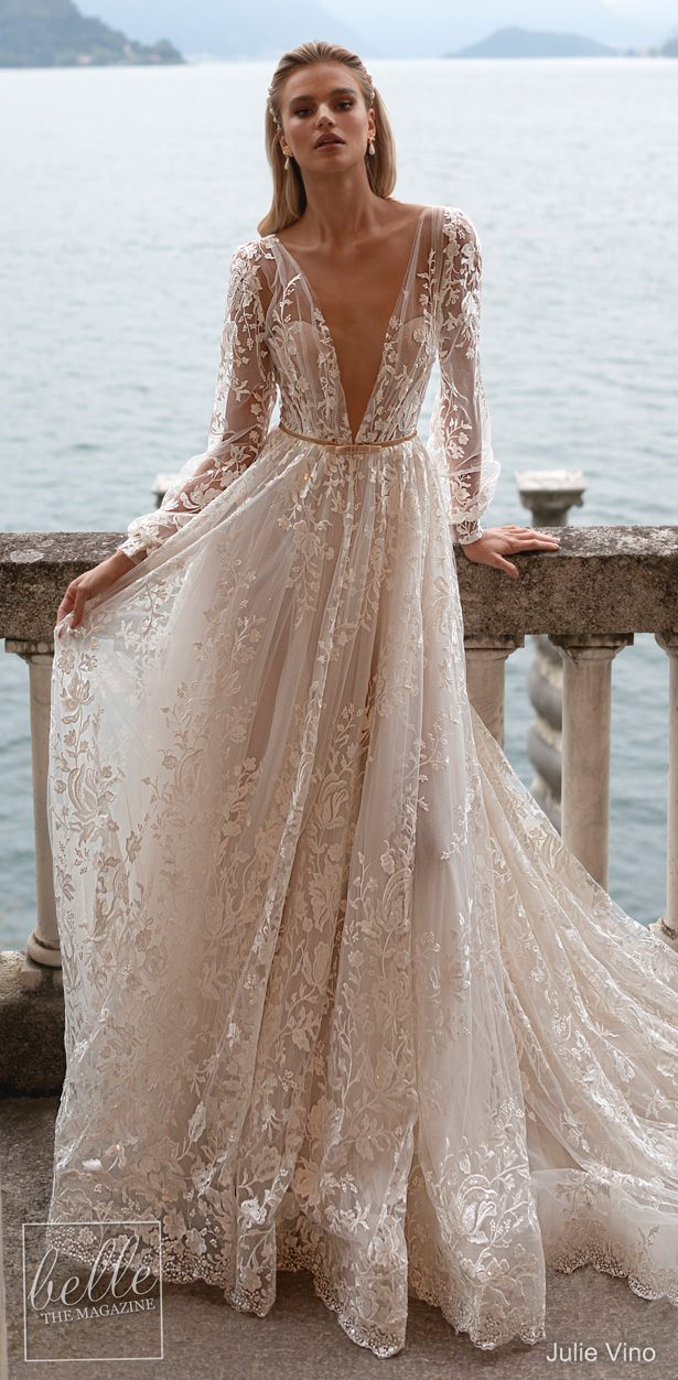 Julie Vino 2020 Wedding Dresses - Bellagio Bridal Collection