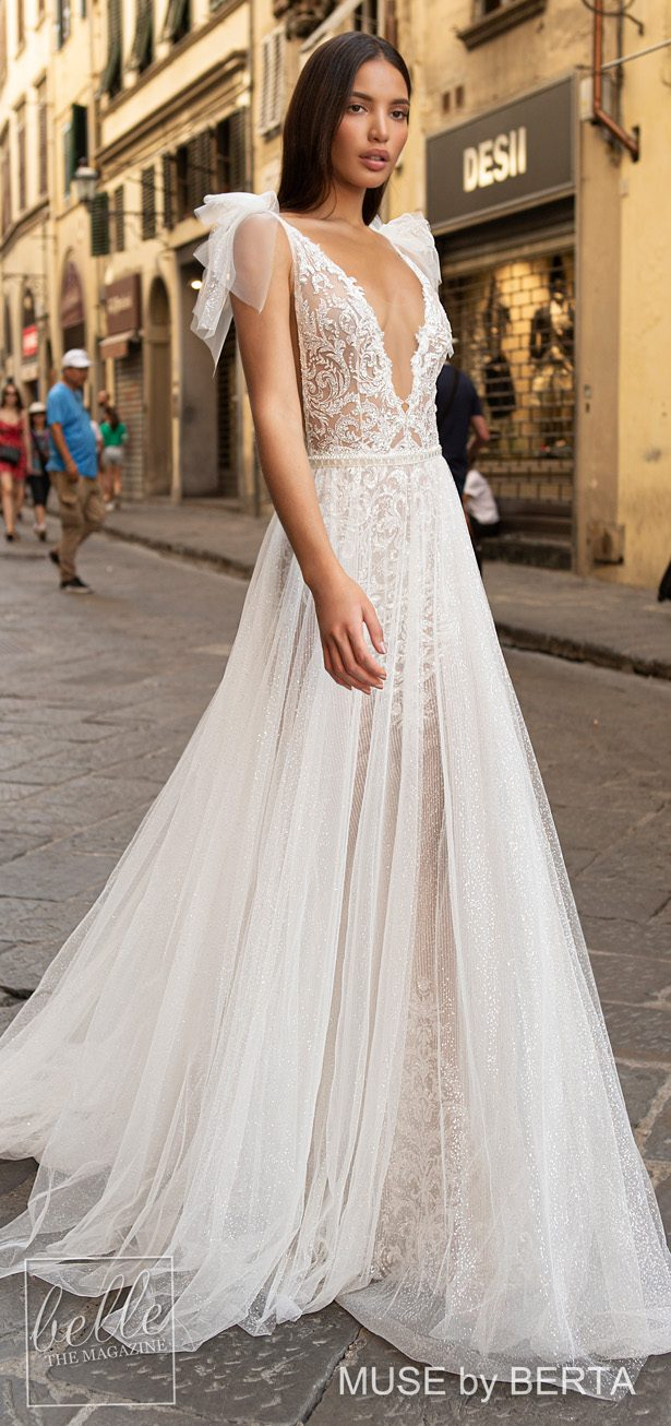 MUSE by Berta Wedding Dresses Fall 2020