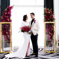 Ultra Luxe Wedding Inspiration - Leeann Marie Photography