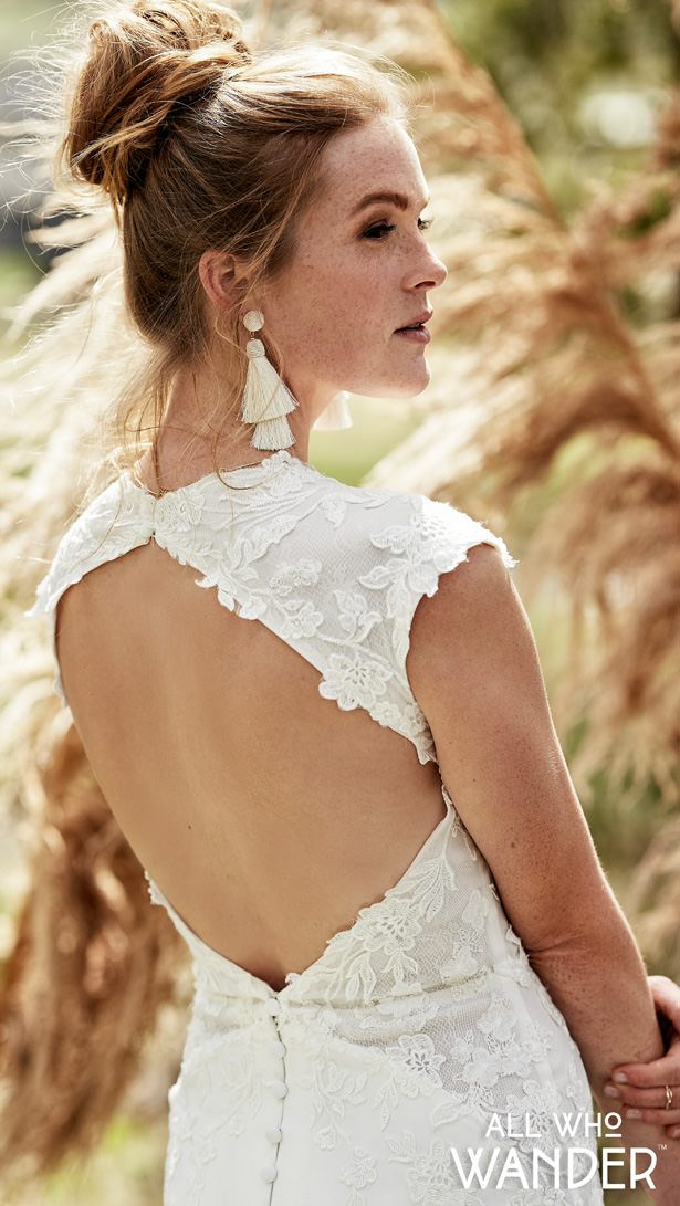 Wedding Dresses by All Who Wander - Emery