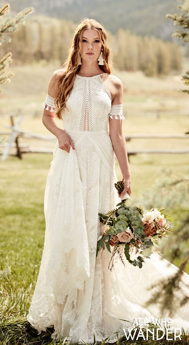 Wedding Dresses by All Who Wander- India